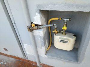Installazione impianti gas