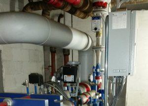Trasformazione impianto centralizzato a teleriscaldamento