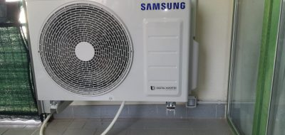 Installazione condizionatore dualsplit