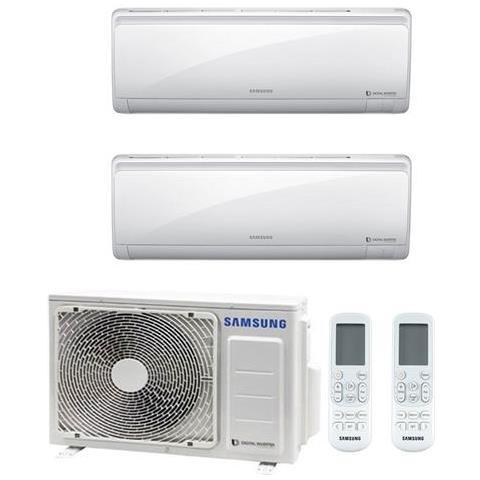 Installazione condizionatore dualsplit Samsung